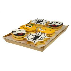 biscotti Halloween 2019 vassoio